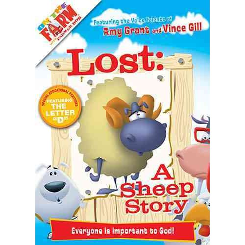 Lost: A Sheep Story, Literacy Edition