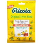Ricola Sugar Free Throat Drops Mountain Herb 19 Each (Pack of 3)