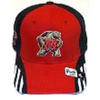 University Of Maryland Terrapins Flex Fit Adidas Hat - Youth 4-6 Yrs