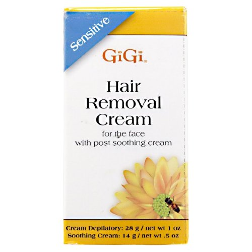Gigi Hair Removal Cream For The Face Walmart Com Walmart Com