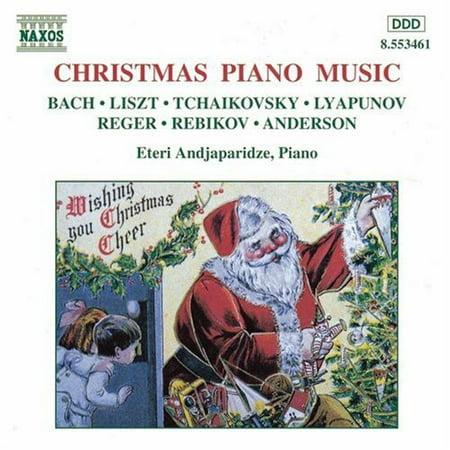 Christmas Piano Music / Various ()