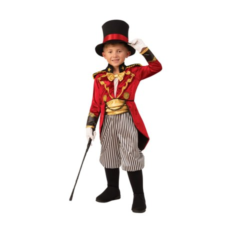 Ringmaster Mens Costume (Halloween Ringmaster Child)