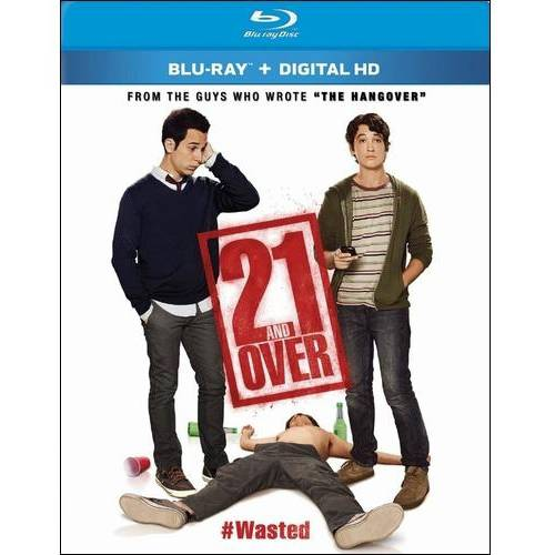 21 And Over (Blu-ray + Digital HD) (Widescreen)