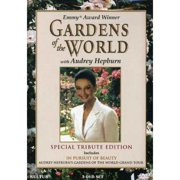 Gardens Of The World With Audrey Hepburn by KULTUR VIDEO