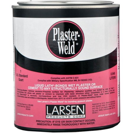 New Cement Plaster (AGENT PLASTER BONDING IN QUART )