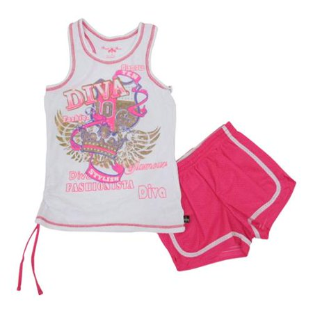 Royal Buzz Girls Pink Ivory