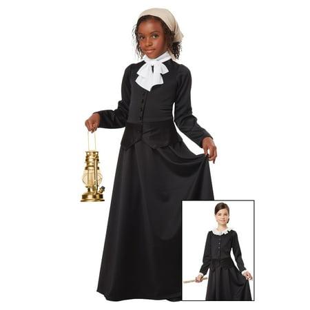 Girl's Harriet Tubman Costume](Girls Black Swan Costume)