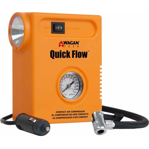 Wagan Quick Flow Compact Air Compressor