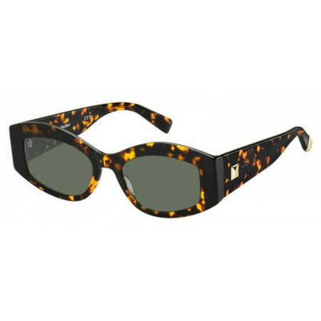 Max Mara MM MmIris Sunglasses 0086 Dark (Maxmara Sunglasses)