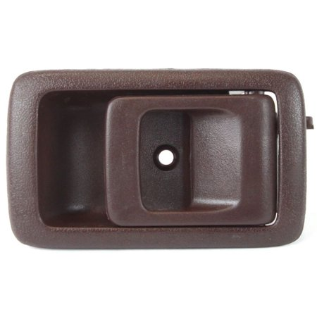 Usa Rh Pump (Evan-Fischer EVA18772018488 New Direct Fit Interior Door Handle for CAMRY 87-91/4RUNNER 96-02/TACOMA 01-04 FRONT OR REAR RH Inside Textured Brown.., By Evan Fischer from USA )