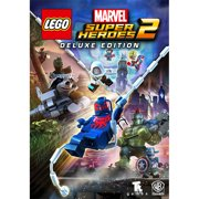LEGO Marvel Super Heroes 2 Deluxe Edition, Warner Bros Interactive, PC, [Digital Download], 685650092294