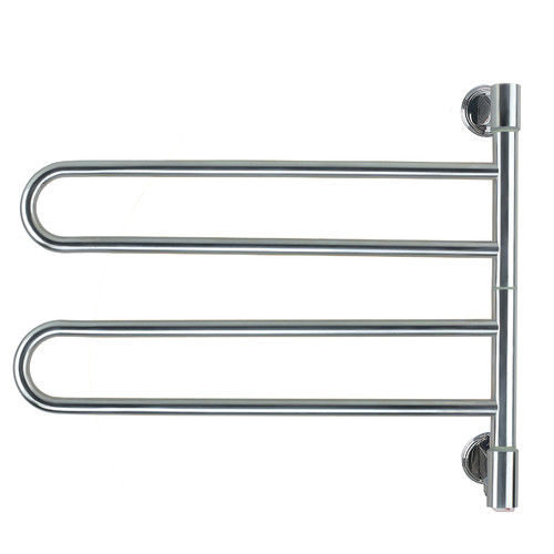 Modern Towel Warmer (Brushed Finish)
