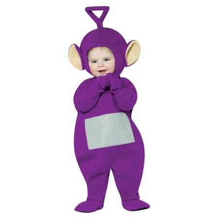 Teletubbies Tinky Winky Infant Toddler Costume Walmart Com