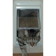 Ideal e-Cat Storm Door Cat Door