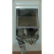 Ideal e-Cat Storm Door Cat Door