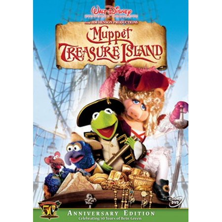 Muppet Treasure Island (DVD) - Haunted Island Halloween Treasure Island