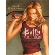 Buffy The Vampire Slayer: Season 8 Motion Comic (Blu-ray + DVD) (Widescreen) by NEWS CORPORATION