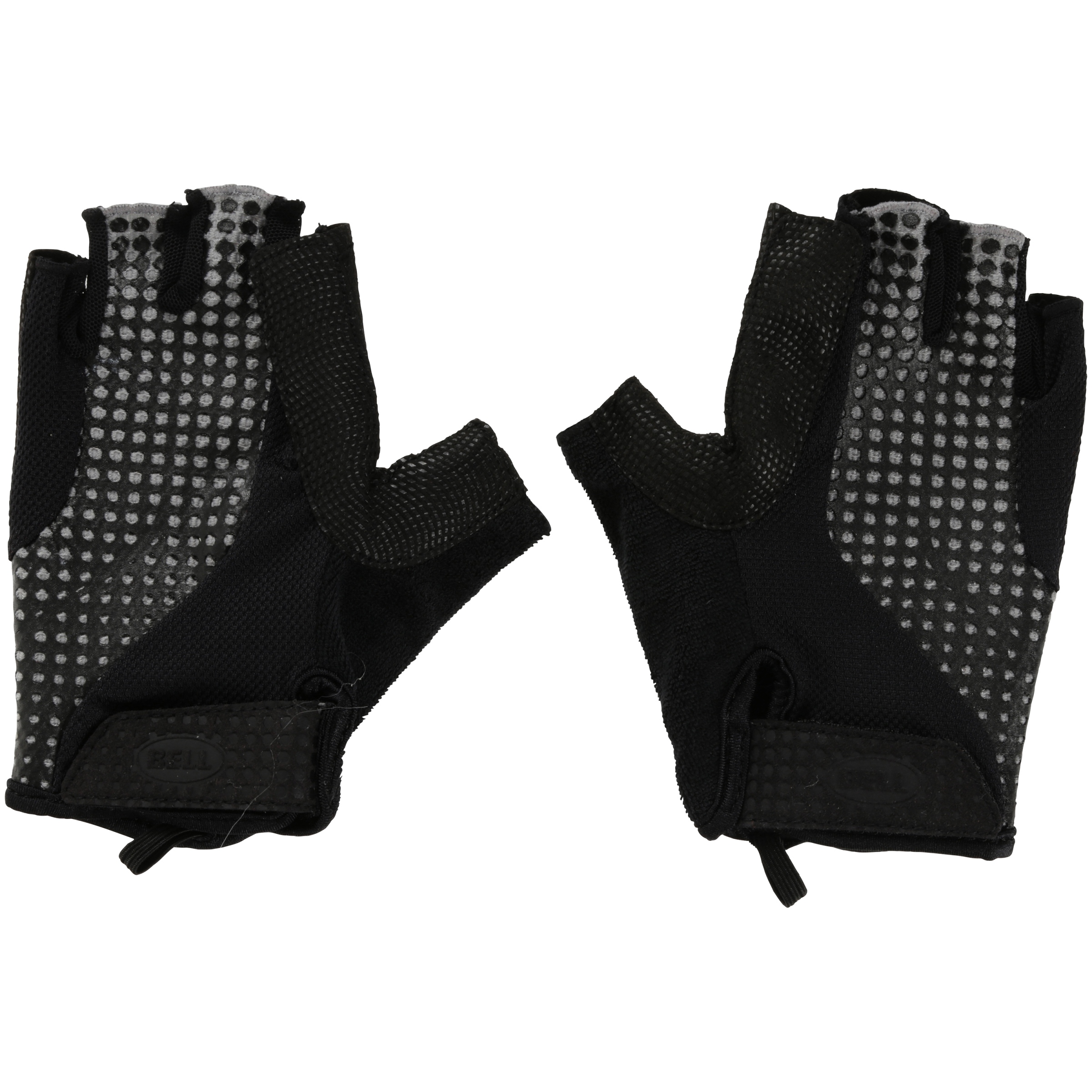 Bell® Bicycling Gloves Half Finger Cloud 700 Memory Foam L/XL One Pair