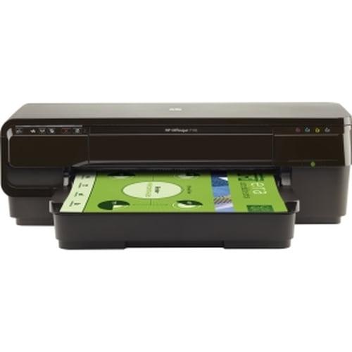 Hewlett Packard CR768A#B1H Officejet 7100 Clr P/s/c/f Fb Prnt Par Usb Printer H812a