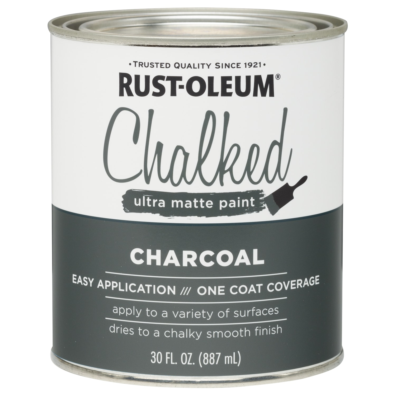 Rust-Oleum Chalked Ultra Matte Paint, 30 oz.