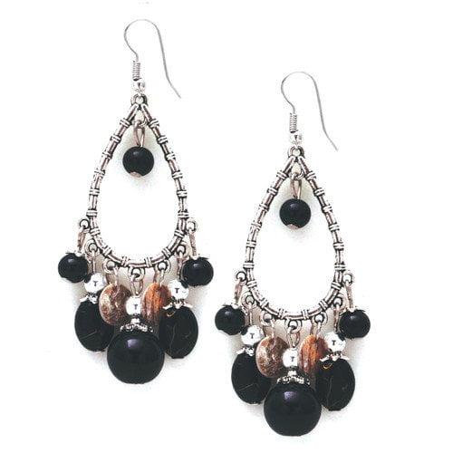 Bleek2Sheek True Hope Cultured Pearl Dangle Drop Earrings