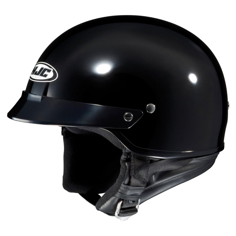 HJC Solid CS-2N Half-Helmet No Shield