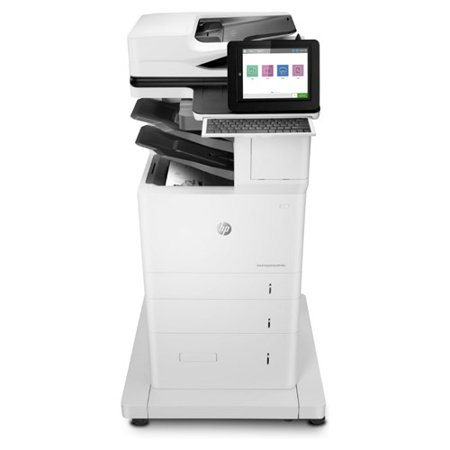 HP LaserJet Enterprise Flow MFP M632z - Multifunction printer - B/W - laser LaserJet Ent Flow MFP Printer