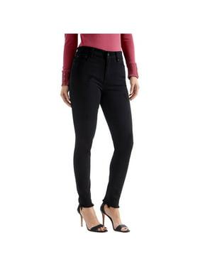 Lucky Brand Womens Bridgette Skinny Fit Jeans, Black, 28