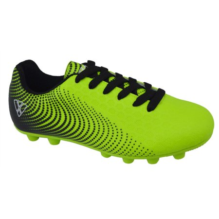 Vizari Stealth FG Youth Soccer Cleat (Indoor Soccer Shoes For Youth)