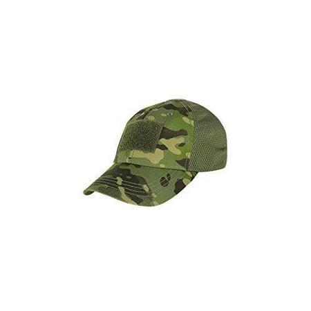Condor #TCM TCM Tactical Mesh Cap - Multicam Tropic