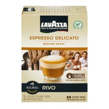 Coffee Pods: Lavazza Keurig Rivo Pods