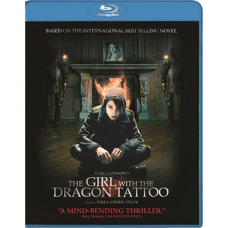The Girl with the Dragon Tattoo (Blu-ray) (The Girl With The Dragon Tattoo 2011 Review)