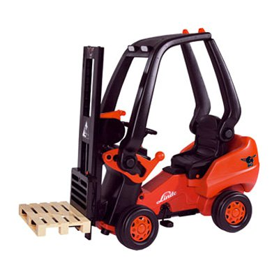 Toys Toys Linde Forklift Pedal Riding Toy