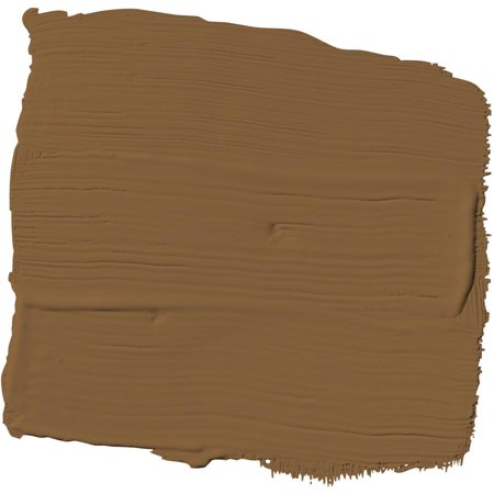 Warm Spice Brown, Orange & Copper, Paint and Primer, Glidden High Endurance Plus Exterior ()