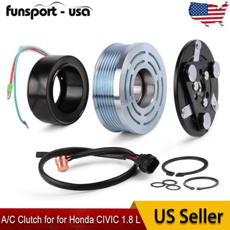For Honda Civic 06-11 A/C Compressor AC Clutch Assembly Repair Kit