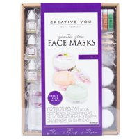 Creative You D.I.Y. Gentle Glow Face Masks