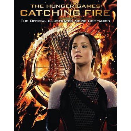 The Hunger Games: Catching Fire : The Official Illustrated Movie - M&m Halloween Movie Game Answers