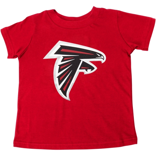 Atlanta Falcons Toddler Team Logo T-Shirt - Red