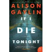 If I Die Tonight (Paperback)
