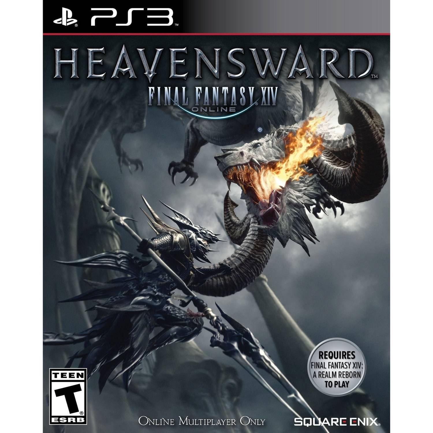 Final Fantasy XIV: Heavensward (PS3)