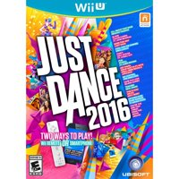 Just Dance 2016 (Wii U) - Pre-Owned
