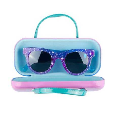 Frozen Handle Case and Kid's Sunglasses Set ()