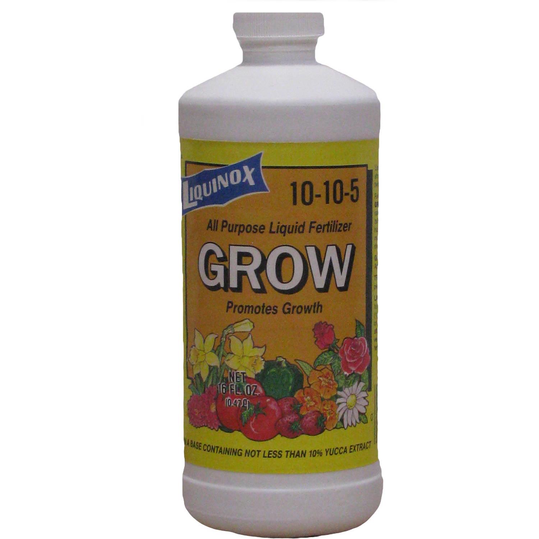 Liquinox Grow 10-10-5, Quart