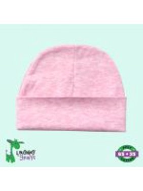 Baby Beanie Hat - Cotton Candy