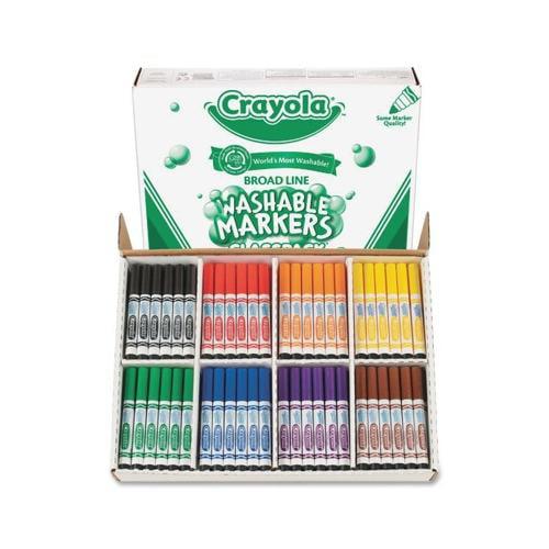 Crayola Classpack Markers CYO588200