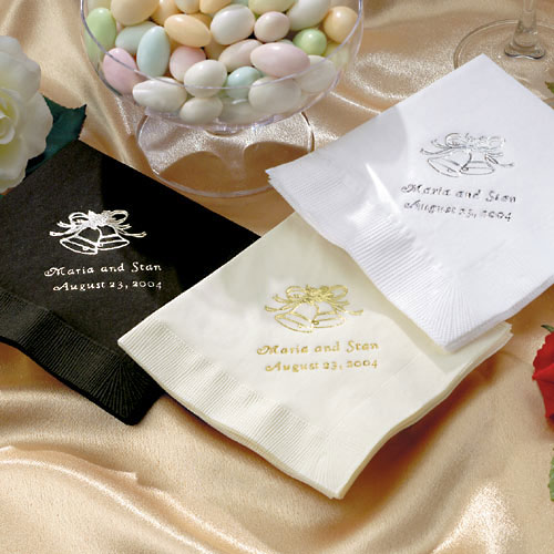 Personalized Cocktail Napkins - Set of 50