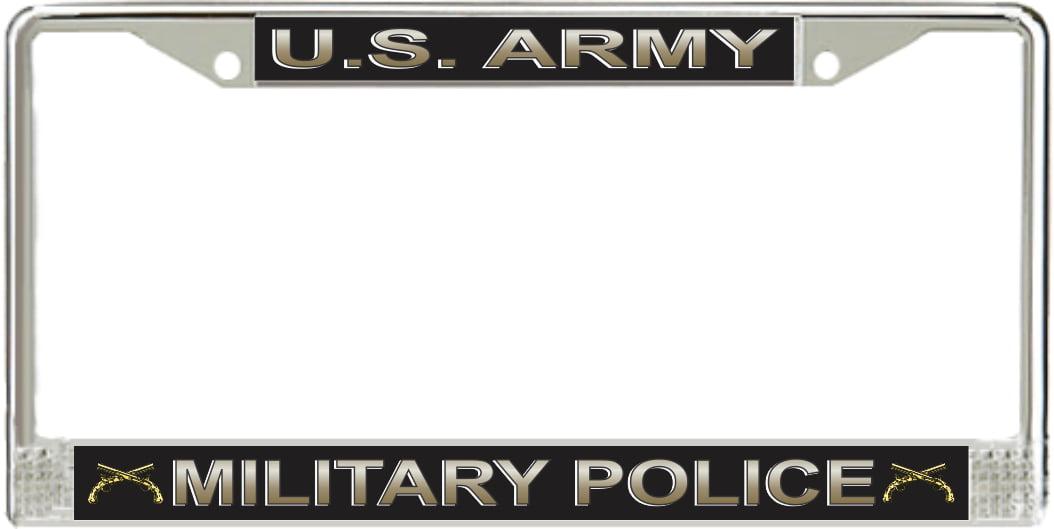 U.S. Army Military Police Corps License Plate Frame - Walmart.com