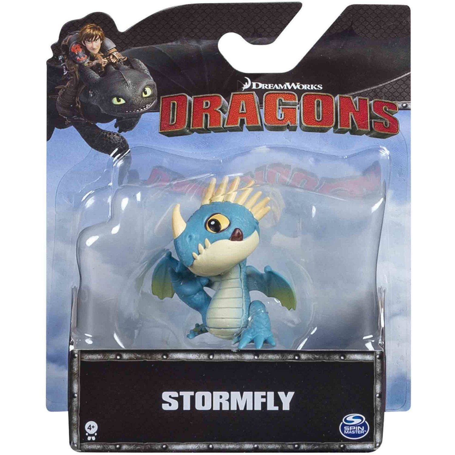 DreamWorks Dragons, Mini Dragons Figure, Baby Nader