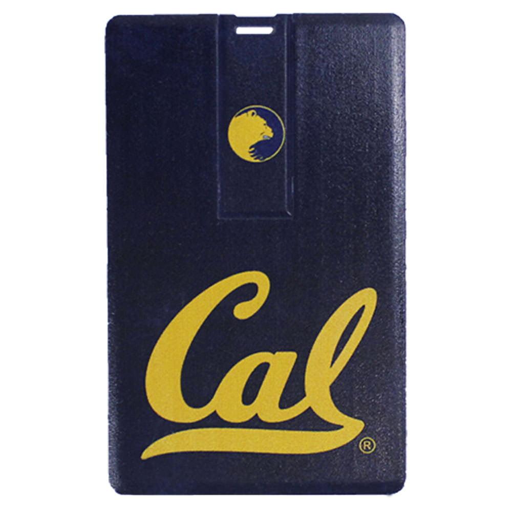 Cal Berkeley Golden Bears iCard USB 3.0 True Flash 8GB
