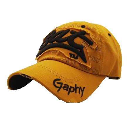 Outtop Embroidered Summer Cap Hats For Men Women Casual Hats Hip Hop Baseball Caps](Car Hop Hat)